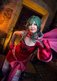 Cosplay-Cover: Tiki