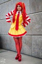 Cosplay-Cover: Hatsune Miku ~Mc Donalds~