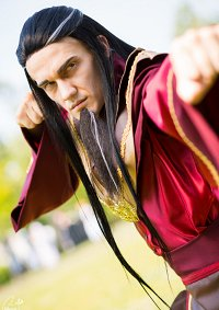 Cosplay-Cover: Ozai (old)