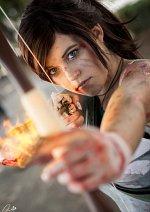 Cosplay-Cover: Lara Croft [Survival] 2013