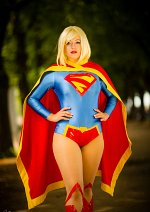 Cosplay-Cover: Supergirl [New 52]