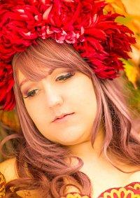 Cosplay-Cover: Princess of Golden  Autumn