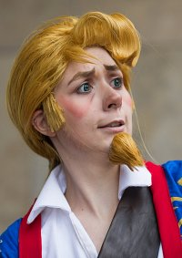 Cosplay-Cover: Guybrush Threepwood [MI 5]