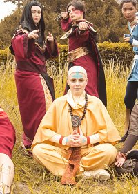 Cosplay-Cover: Aang [Monk]