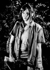 Cosplay-Cover: Ellie [TLoU Part II - Trailer]
