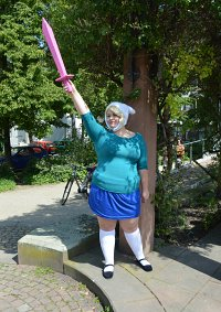 Cosplay-Cover: Fionna [Fionna and Cake]