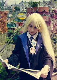 Cosplay-Cover: Luna Lovegood