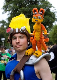 Cosplay-Cover: Jak and Daxter (aus Jak and Daxter)