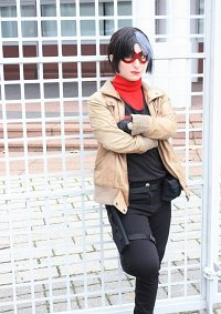 Cosplay-Cover: Red Hood [female]