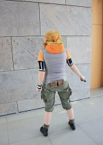 Cosplay-Cover: Len Kagamine ~ armed gang