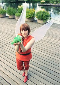 Cosplay-Cover: Fawn