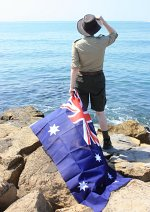Cosplay-Cover: Australia ~ Riley