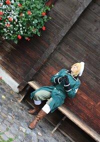 Cosplay-Cover: Vash Zwingli (Schweiz) ~ Uniform