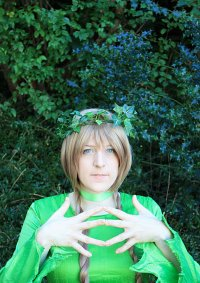 Cosplay-Cover: Elyon Portrait - Halloween