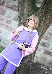 Cosplay-Cover: Elyon Portrait - Special Comic
