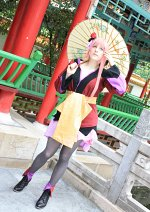 Cosplay-Cover: Luka Megurine ~ Project Diva 2nd: Hana