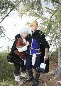 Cosplay-Cover: Norway ~ viking