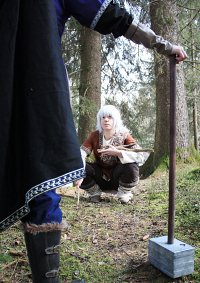 Cosplay-Cover: Iceland -Viking-