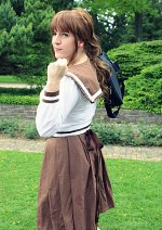 Cosplay-Cover: Makoto Kino ~ school uniform
