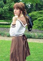 Cosplay-Cover: Makoto Kino ~ school uniform