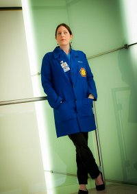 "Cosplay-Cover: Dr. Temperance ""Bones"" Brennan"