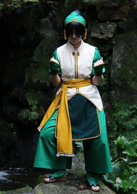 Cosplay-Cover: Toph Beifong