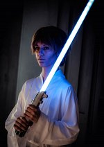 Cosplay-Cover: Luke Skywalker [Tatooine - Episode IV]