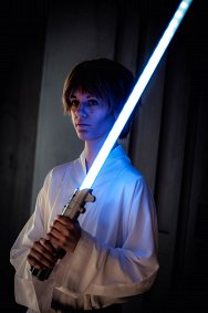 Cosplay-Cover: Luke Skywalker [Tatooine - Episode IV]