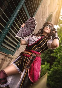 Cosplay-Cover: Fiora Cavazza ~ the courtisan