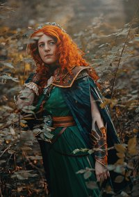 Cosplay-Cover: Merida (Hannah Alexander)
