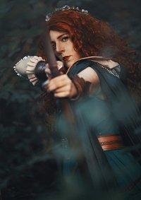 Cosplay-Cover: Merida (Hannah Alexander)