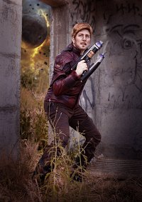 Cosplay-Cover: Star Lord