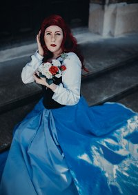 Cosplay-Cover: Arielle ~ ending dress (Arielle 2)