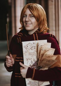 Cosplay-Cover: George Weasley ~ Quidditch Sweater