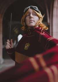 Cosplay-Cover: Fred Weasley ~ Quidditch sweater