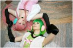 Cosplay-Cover: Luka Megurine [Happy Synthesizer]