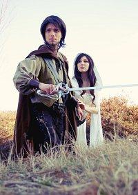 Cosplay-Cover: Richard Cypher (Das Schwert der Wahrheit)