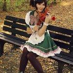 Cosplay: Makoto Kino (Original Maid)