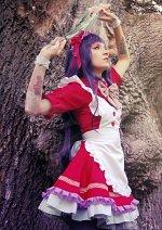Cosplay-Cover: Hino Rei (Original Maid)