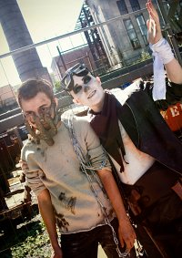 Cosplay-Cover: Nux 【Mad Max: Fury Road】