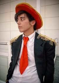 Cosplay-Cover: Marco Diaz [Bloodmoon Ball]