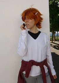 Cosplay-Cover: Junichiro Tanizaki