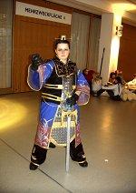 Cosplay-Cover: Cao Cao