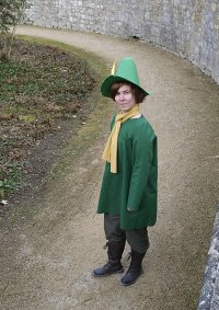 Cosplay-Cover: Snufkin