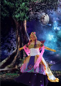 Cosplay-Cover: Prinzessin Cadence