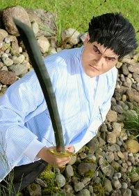 Cosplay-Cover: Kurogane [Ôto Country]