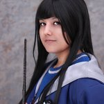 Cosplay: Cho Chang [Quidditch]