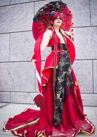 Cosplay-Cover: Mushu