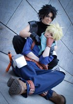 Cosplay-Cover: Cloud Strife - Crisis Core