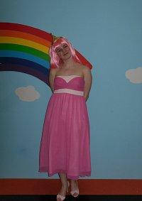 Cosplay-Cover: Bubblegum Princess